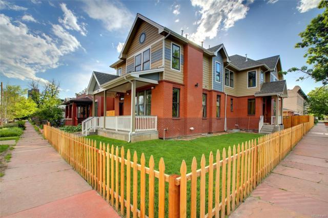 708 W 28th Street, Denver, CO 80205 (#4276538) :: Sellstate Realty Pros