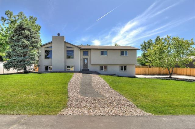 8246 S Dover Street, Littleton, CO 80128 (#4276647) :: House Hunters Colorado