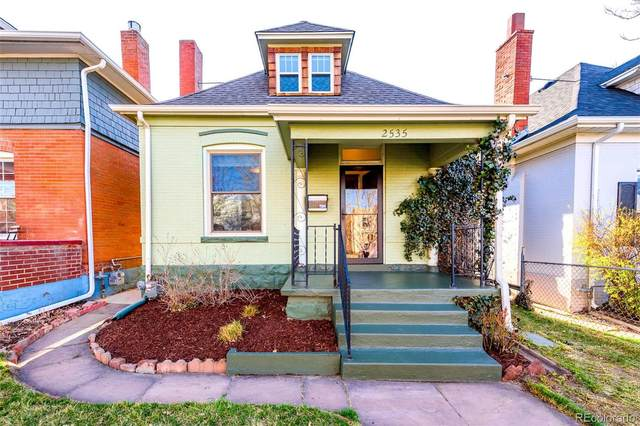 2535 N High Street, Denver, CO 80205 (#4276692) :: iHomes Colorado