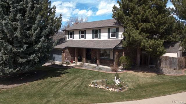 14213 W 70th Place, Arvada, CO 80004 (#4276788) :: Compass Colorado Realty