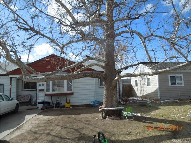 1681 Macon Street, Aurora, CO 80010 (#4277008) :: iHomes Colorado