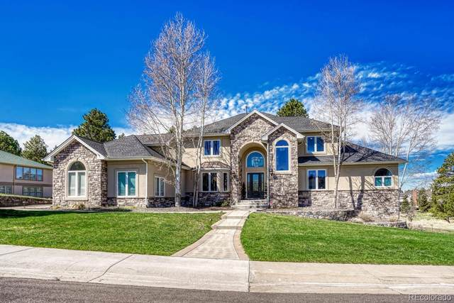 5281 Sage Thrasher Road, Parker, CO 80134 (#4277165) :: Mile High Luxury Real Estate