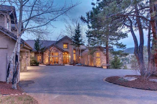 27110 Craig Lane, Golden, CO 80401 (#4277457) :: The City and Mountains Group