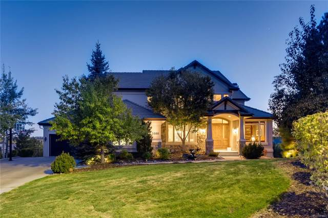 1080 Buffalo Ridge Way, Castle Pines, CO 80108 (#4278484) :: HomeSmart Realty Group