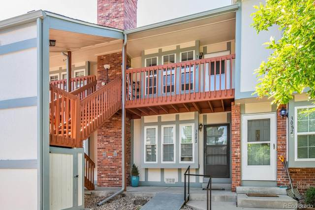 3082 W 107th Place E, Westminster, CO 80031 (#4278543) :: The Heyl Group at Keller Williams