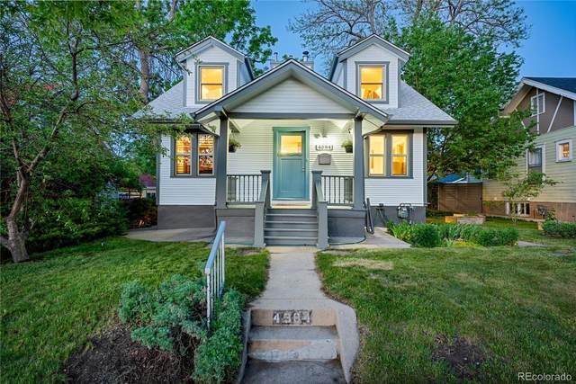 4384 Xavier Street, Denver, CO 80212 (#4279100) :: RazrGroup