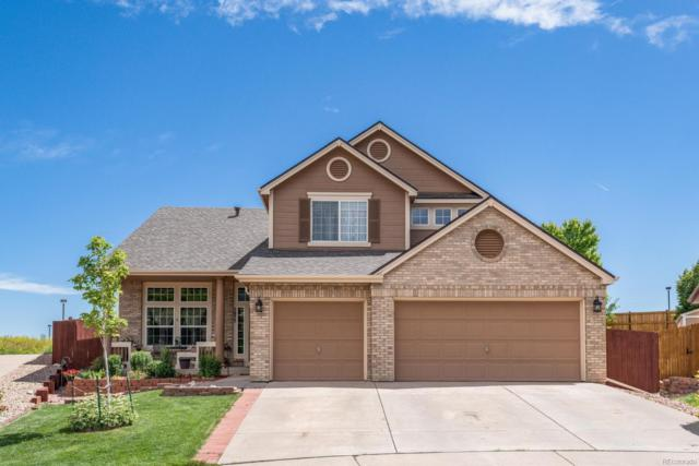 7875 Rampart Way, Littleton, CO 80125 (#4279125) :: Bring Home Denver with Keller Williams Downtown Realty LLC