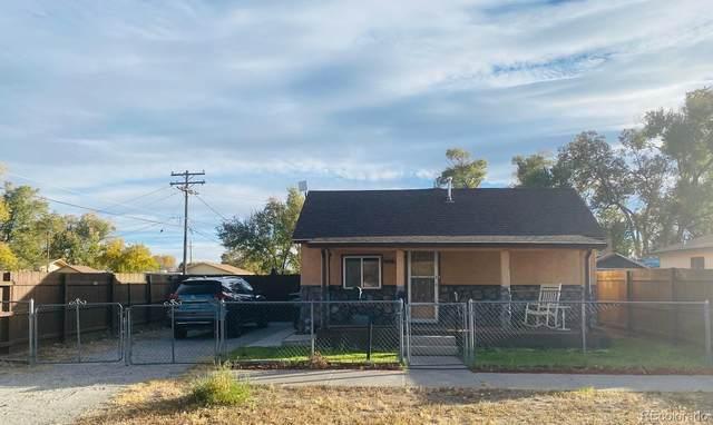 314 11th Street, Alamosa, CO 81101 (#4279179) :: The DeGrood Team