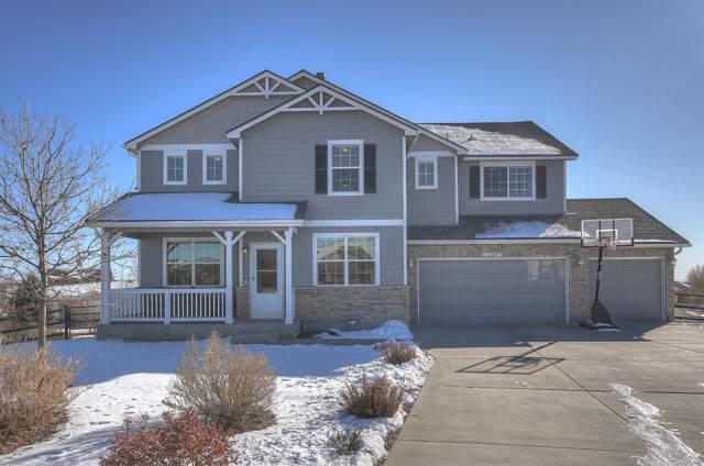 12045 Rio Secco Road, Peyton, CO 80831 (MLS #4279926) :: Colorado Real Estate : The Space Agency