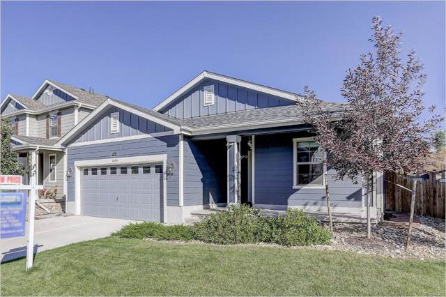 14991 W 70th Avenue, Arvada, CO 80007 (MLS #4279964) :: Bliss Realty Group