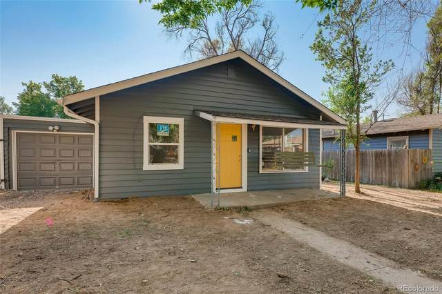 1226 Upham Street, Lakewood, CO 80214 (#4279988) :: The Griffith Home Team