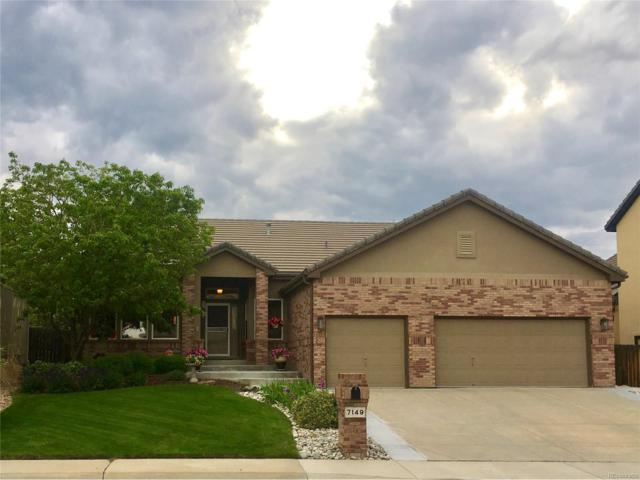 7149 Russell Court, Arvada, CO 80007 (MLS #4280011) :: 8z Real Estate