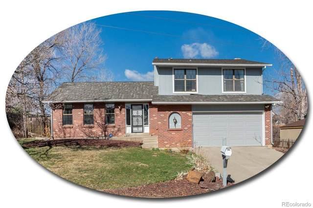 6189 S Monaco Way, Centennial, CO 80111 (#4280151) :: Arnie Stein Team | RE/MAX Masters Millennium