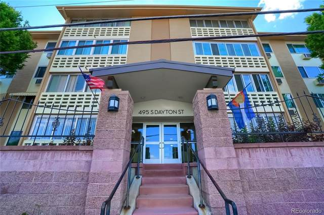 495 S Dayton Street 4A, Denver, CO 80247 (#4280169) :: Bring Home Denver with Keller Williams Downtown Realty LLC