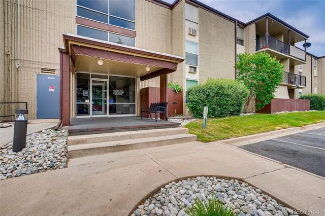 2231 S Vaughn Way 305B, Aurora, CO 80014 (#4280341) :: Kimberly Austin Properties