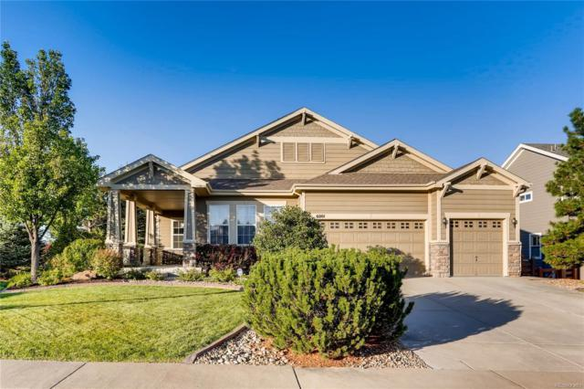6001 Merchant Place, Parker, CO 80134 (#4280582) :: My Home Team