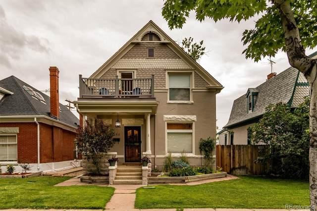 358 S Grant Street, Denver, CO 80209 (MLS #4281006) :: Bliss Realty Group