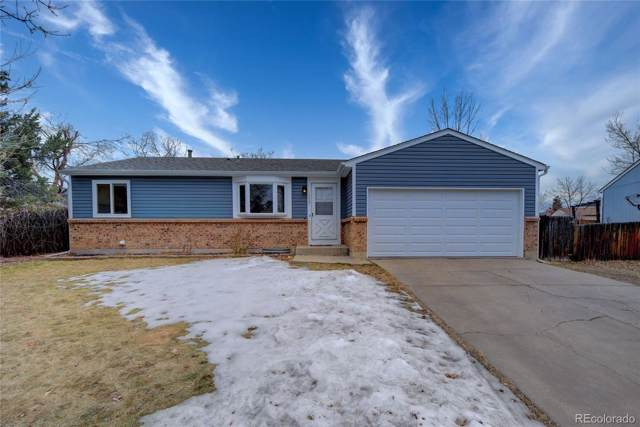 4937 S Field Court, Denver, CO 80123 (#4281202) :: The Griffith Home Team