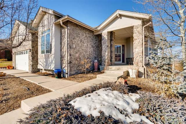 7915 S Rome Court, Aurora, CO 80016 (#4281676) :: The Healey Group