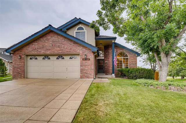 10398 Blossom Court, Parker, CO 80134 (#4281728) :: You 1st Realty
