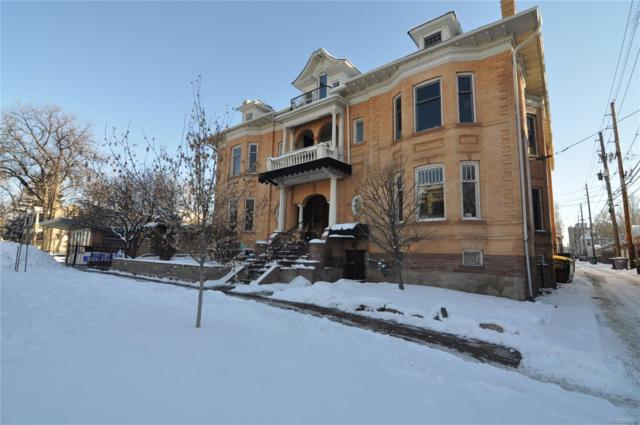 2124 E 17th Avenue #8, Denver, CO 80206 (#4281764) :: Wisdom Real Estate