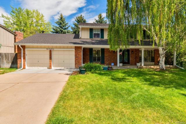 8414 E Jamison Circle, Centennial, CO 80112 (#4281780) :: Bring Home Denver