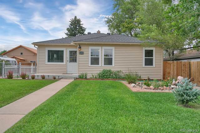 942 E Cucharras Street, Colorado Springs, CO 80903 (#4281806) :: The Heyl Group at Keller Williams