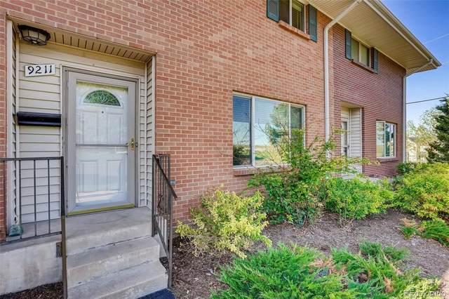 9211 E Mansfield Avenue, Denver, CO 80237 (#4281909) :: Kimberly Austin Properties