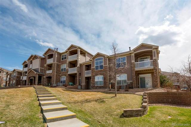 7440 S Blackhawk Street #5207, Englewood, CO 80112 (MLS #4282306) :: Keller Williams Realty