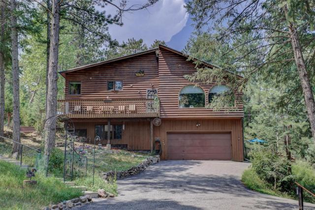 21188 Taos Road, Indian Hills, CO 80454 (#4282583) :: Bring Home Denver