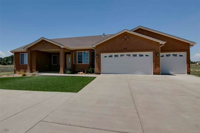 407 S Escalante Drive, Pueblo West, CO 81007 (#4283012) :: The Heyl Group at Keller Williams