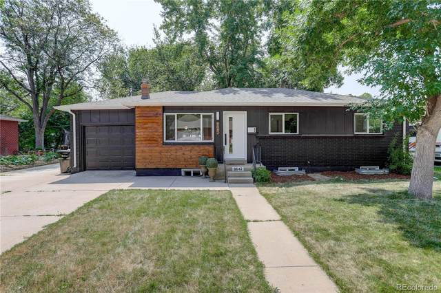 9642 W 63rd Place, Arvada, CO 80004 (#4283343) :: The Gilbert Group