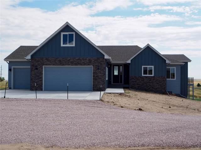 6495 Black Forest Dr Drive, Elizabeth, CO 80107 (MLS #4283558) :: 8z Real Estate