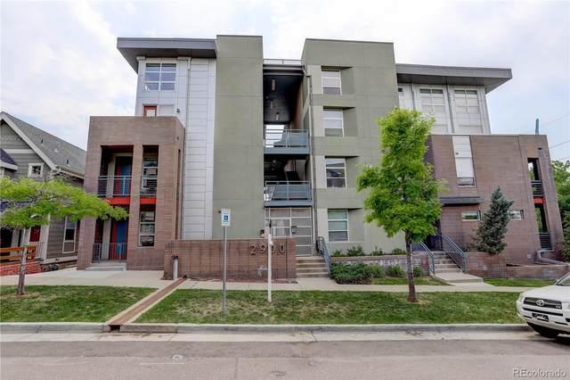 2900 Wyandot Street #107, Denver, CO 80211 (#4283699) :: The DeGrood Team