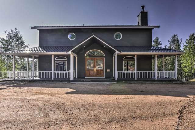 4265 Trout Creek Road, Woodland Park, CO 80863 (MLS #4284501) :: 8z Real Estate