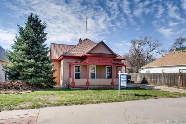 212 A Street, Ault, CO 80610 (#4284833) :: The HomeSmiths Team - Keller Williams