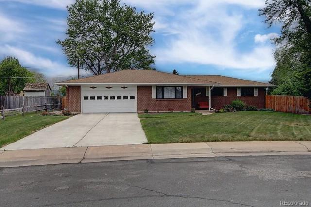 6985 Dover Circle, Arvada, CO 80004 (MLS #4285333) :: 8z Real Estate