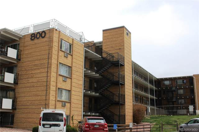 800 W Belleview Avenue #102, Englewood, CO 80110 (#4285366) :: My Home Team