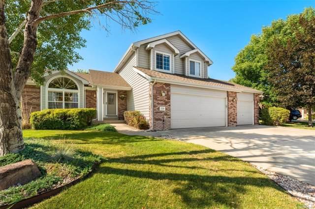 559 Marcellina Drive, Loveland, CO 80537 (MLS #4285600) :: Keller Williams Realty