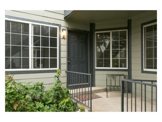 12493 E Tennessee Cir Dr A, Aurora, CO 80012 (MLS #4285816) :: 8z Real Estate