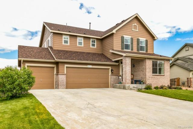 8591 Raspberry Drive, Frederick, CO 80504 (#4286114) :: The HomeSmiths Team - Keller Williams