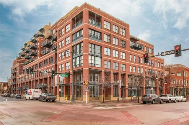 1499 Blake Street 7I, Denver, CO 80202 (#4286163) :: Wisdom Real Estate