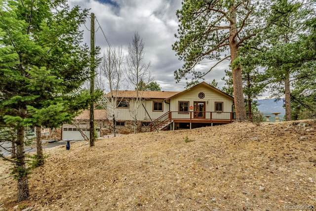 201 Deer Lane, Evergreen, CO 80439 (MLS #4286301) :: Clare Day with Keller Williams Advantage Realty LLC
