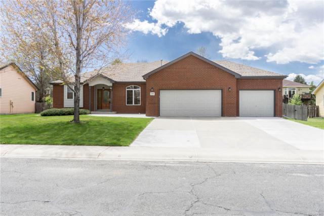 1106 N 4th Street, Johnstown, CO 80534 (MLS #4286397) :: 8z Real Estate