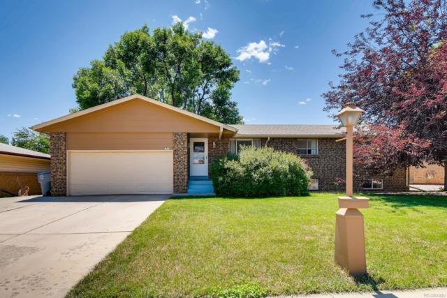 45 University Drive, Longmont, CO 80503 (MLS #4286566) :: 8z Real Estate