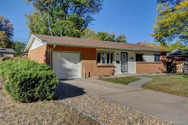 1955 S Meade Street, Denver, CO 80219 (MLS #4286649) :: Find Colorado Real Estate