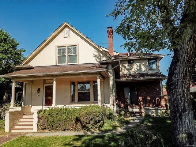 286 S Gilpin Street, Denver, CO 80209 (#4286787) :: Bring Home Denver
