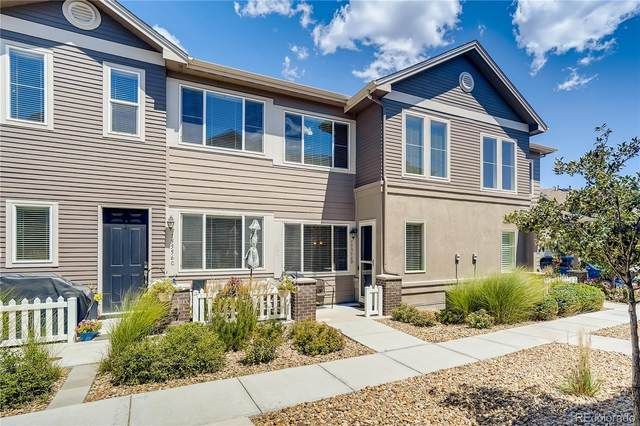 15556 W 64th Loop B, Arvada, CO 80007 (#4287285) :: Chateaux Realty Group