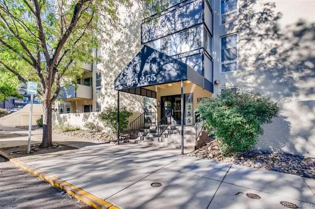 1255 N Ogden Street #701, Denver, CO 80218 (#4287460) :: RE/MAX Professionals