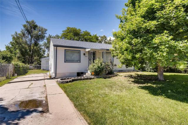2760 W Hillside Avenue, Denver, CO 80219 (#4287501) :: Compass Colorado Realty